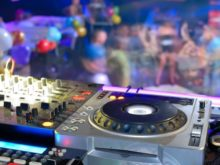 party, event music