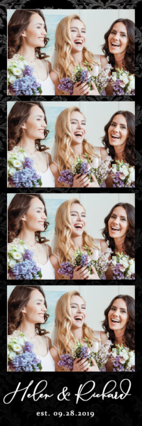 2x6 wedding dark